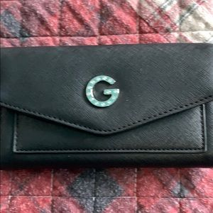Black G by Guess wallet
